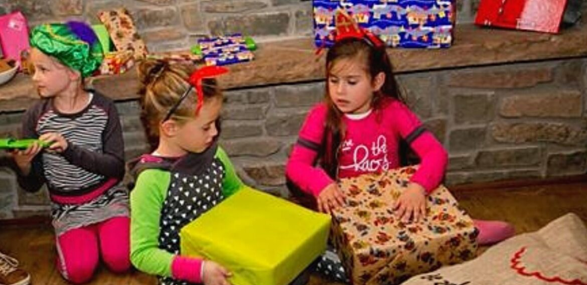 Presents, Poems and Pepernoten: celebrating Sinterklaas is fun for all ages!