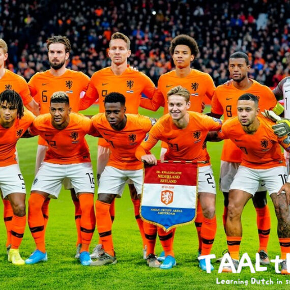 Oranjekoorts: Why the Dutch have orange blood running through their veins during sports events
