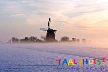 From ice skating to rainy days: what winter weather in the Netherlands looks like