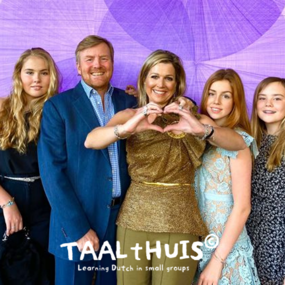 Meet the Oranjes: The Dutch Royal family